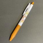 ゼブラの『サラサクリップ アニマルライフスタイルキャメルイエロー』がコーギーのデザインでかわいい!