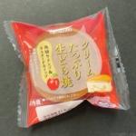 ヤマザキの『クリームたっぷり生どら焼(角切りリンゴ&カスタードホイップ)』が超おいしい!