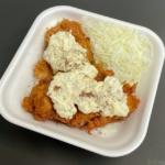 かつやの『チキンカツとから揚げのタルタル合い盛り丼弁当』が2種類の味で超おいしい!