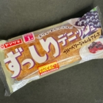 ヤマザキの『ずっしりデニッシュ(ブルーベリージャム&レアチーズ)』が爽やかな甘味で超おいしい!