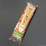 ヤマザキの『ロールちゃん(アップル&カスタード)』がリンゴの食感とクリームの甘みで超おいしい!