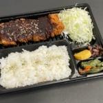 とんかつ新宿さぼてんの『味噌特撰やわらかヒレかつ弁当』が甘い味噌味で超おいしい!
