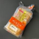 ヤマザキの『サンスイート(メープル風味)』がメープルのやさしい甘みで超おいしい!