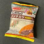 ヤマザキの『ランチパック(メンチカツ みそかつ風)』が甘い味噌味で超おいしい!